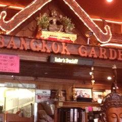 Photo taken at Bangkok Garden by Nigel M. on 7/1/2012