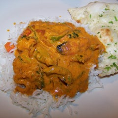 Photo taken at Taste Of India by Christa H. on 5/13/2012