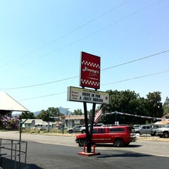 Photo taken at Jimmy's Classic Drive-In by Todd X. on 7/5/2011