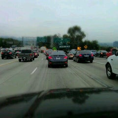 Photo taken at I-405 (San Diego Freeway) by Maurice S. on 9/12/2012
