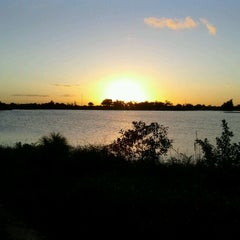Photo taken at Quiet Waters Park by Adrian G. on 11/7/2011