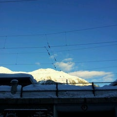 Photo taken at Gotschnabahn Talstation by Roger Z. on 12/25/2011
