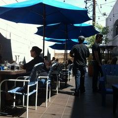 Photo taken at Switch Restaurant & Wine Bar by Tony Z. on 4/13/2012