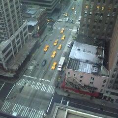 Photo taken at Residence Inn New York Manhattan/Times Square by Jose D. on 5/5/2011
