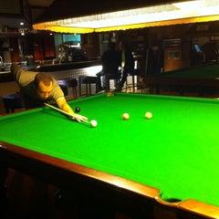 Photo prise au Snooker Academy par Denis G. le9/8/2011