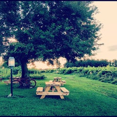 Photo taken at Hermes Vineyards by Frank G. on 8/17/2012