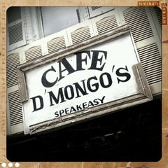 Photo taken at Cafe d'Mongo's by Philip M. on 5/28/2011