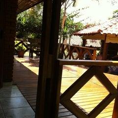 Photo taken at Clube de Lazer Safira by Fernanda A. on 11/26/2011