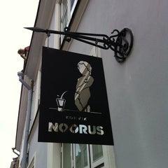 Photo taken at Kohvik Noorus by Veljo H. on 4/20/2011