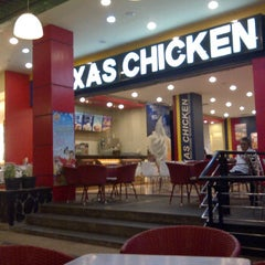 Photo taken at Texas chicken MOG by angga k. on 2/8/2012