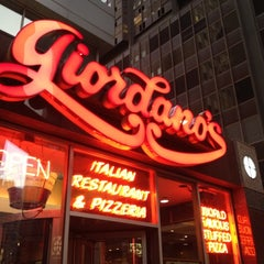 Photo taken at Giordano's by Rick J. on 8/17/2012