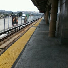 Photo taken at Castro Valley BART Station by Lucas M. on 7/13/2012
