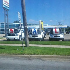 Photo taken at Heritage Chevrolet by brad f. on 8/26/2011