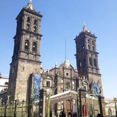 Photo taken at Catedral de Nuestra Señora de la Inmaculada Concepción by Juan Carlos O. on 5/4/2012