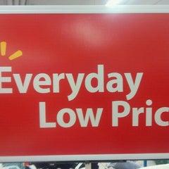 Photo taken at Walmart by Ian H. on 11/18/2011