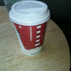 Photo taken at Starbucks by Kanisha C. on 12/20/2011