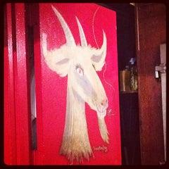 Photo taken at Billy Goat Tavern by Amber K. on 7/10/2012