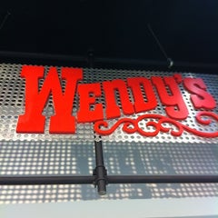 Photo taken at Wendy's by cody m. on 4/20/2011
