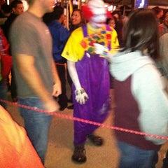 Photo taken at Screamworld by Jazzy N. on 10/29/2011
