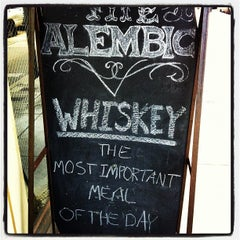 Photo taken at The Alembic by Erik S. on 7/15/2012