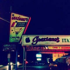 Photo taken at Graziano's Inn & Restaurant by Kyle B. on 8/24/2012