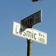 Photo taken at Cosmic/Hazel Tunnel by Juli V. on 12/1/2011