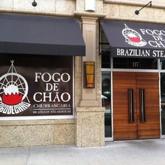 Photo taken at Fogo de Chao by Chris H. on 9/21/2011