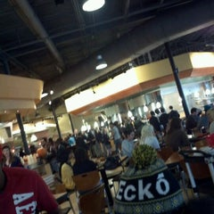 Photo taken at Shafer Court Dining Center by CeeJay L. on 11/10/2011