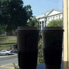 Photo taken at Starbucks by Ashley N. on 7/5/2012
