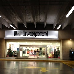 Photo taken at Liverpool by Hector M. on 12/1/2011