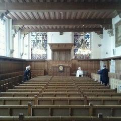 Photo taken at Academiegebouw by Jordann G. on 9/23/2011