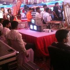 Photo taken at Chittagong MA Aziz Stadium by arief B. on 3/17/2011