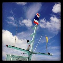 Photo taken at Bali Hai Pier by Benz z. on 5/26/2012