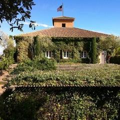 Photo taken at Viansa Winery by Doug S. on 9/24/2011