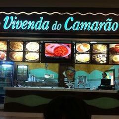 Photo taken at Vivenda do Camarão by Marcello B. on 4/24/2011