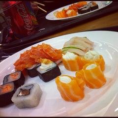 Photo taken at Kiai Sushi by Hítallo M. on 8/19/2012