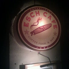 Photo taken at Esch Café by Nuno C. on 8/31/2011