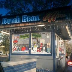 Photo taken at Dutch Bros. Coffee by John B. on 12/13/2011