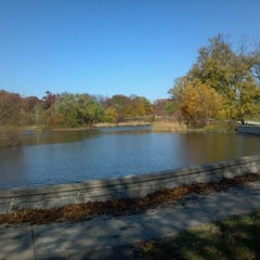 Photo taken at Patterson Park by Jenny C. on 11/12/2011