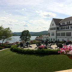 Photo taken at The Sagamore by Christian B. on 7/7/2011