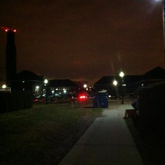 Photo taken at CSI Parking Lot 6 by Isaac O. on 3/2/2012