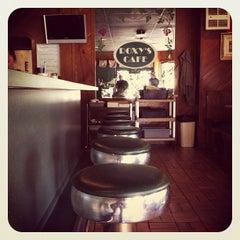 Photo taken at Roxy's Cafe by David F. on 5/19/2012
