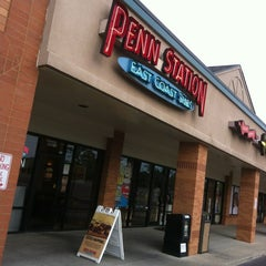 Photo taken at Penn Station East Coast Subs by Jeff G. on 6/10/2012