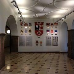 Photo taken at Rathaus Berlin-Neukölln by Christian B. on 6/12/2012