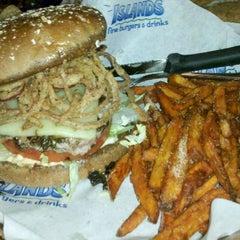 Photo taken at Islands Restaurant by Sean M. on 10/11/2011