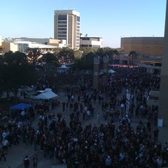 Photo taken at Kyle Field Zone Plaza by Curtis H. on 10/29/2011