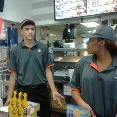 Photo taken at Burger King by Desiree C. on 8/25/2012