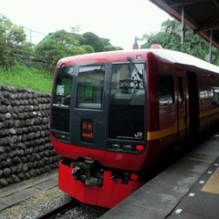 Photo taken at 東武日光駅 (Tobu-Nikko Sta.) (TN-25) by ring2chang on 8/15/2012