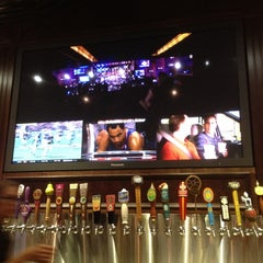 Photo taken at BJ's Restaurant and Brewhouse by Chris W. on 4/27/2012