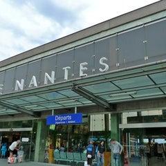 Photo taken at Gare SNCF de Nantes by Parisian Geek on 2/27/2011